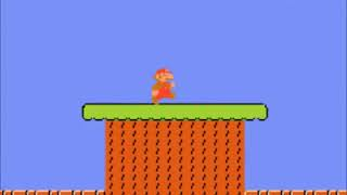 Classic NES Series - Super Mario Bros (GBA): Glitch level 3F