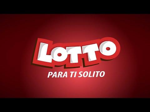 Sorteo Lotto 2456  - 6 FEBRERO 2021