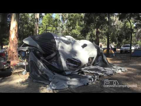 Air OPUS Camper Reviewed By Chris Fincham