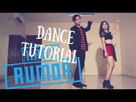 K.A.R.D - RUMOR DANCE TUTORIAL | BAHASA INDONESIA