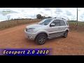 Ecosport 2.0 2010 | impressões ao dirigir
