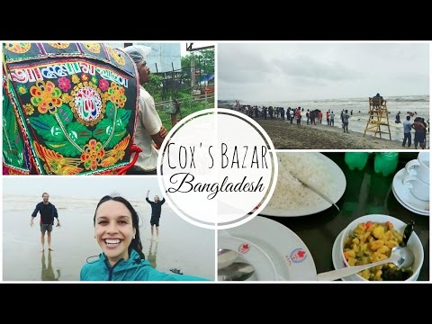 It's Raining | What I Ate/Did | Cox's Bazar, Bangladesh
