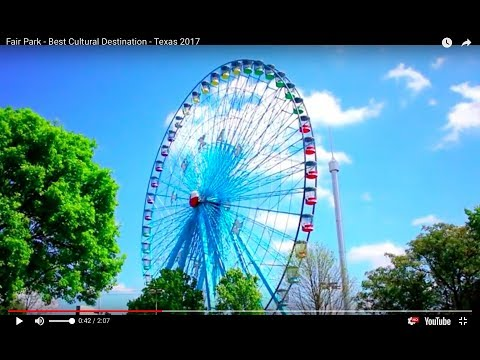 Fair Park - Best Cultural Destination - Texas 2017