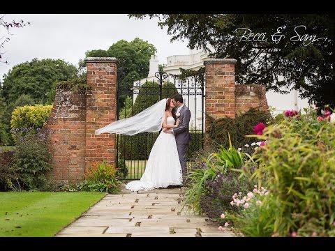 Blake Hall Wedding ~ Becci & Sam
