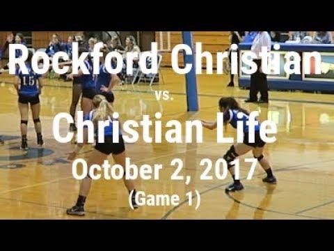 Rockford Christian vs. Christian Life (Game 1)