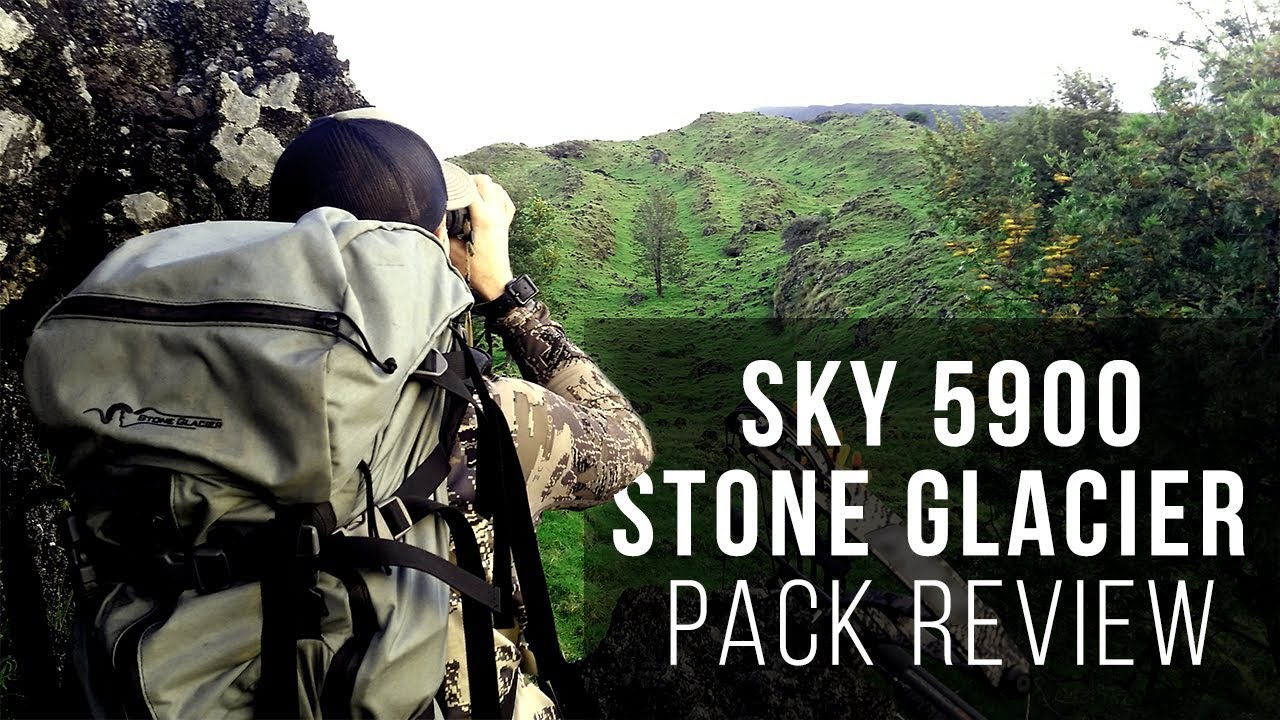 Sky 5900 Stone Glacier Pack Review - A Hunting Backpack for Day ...