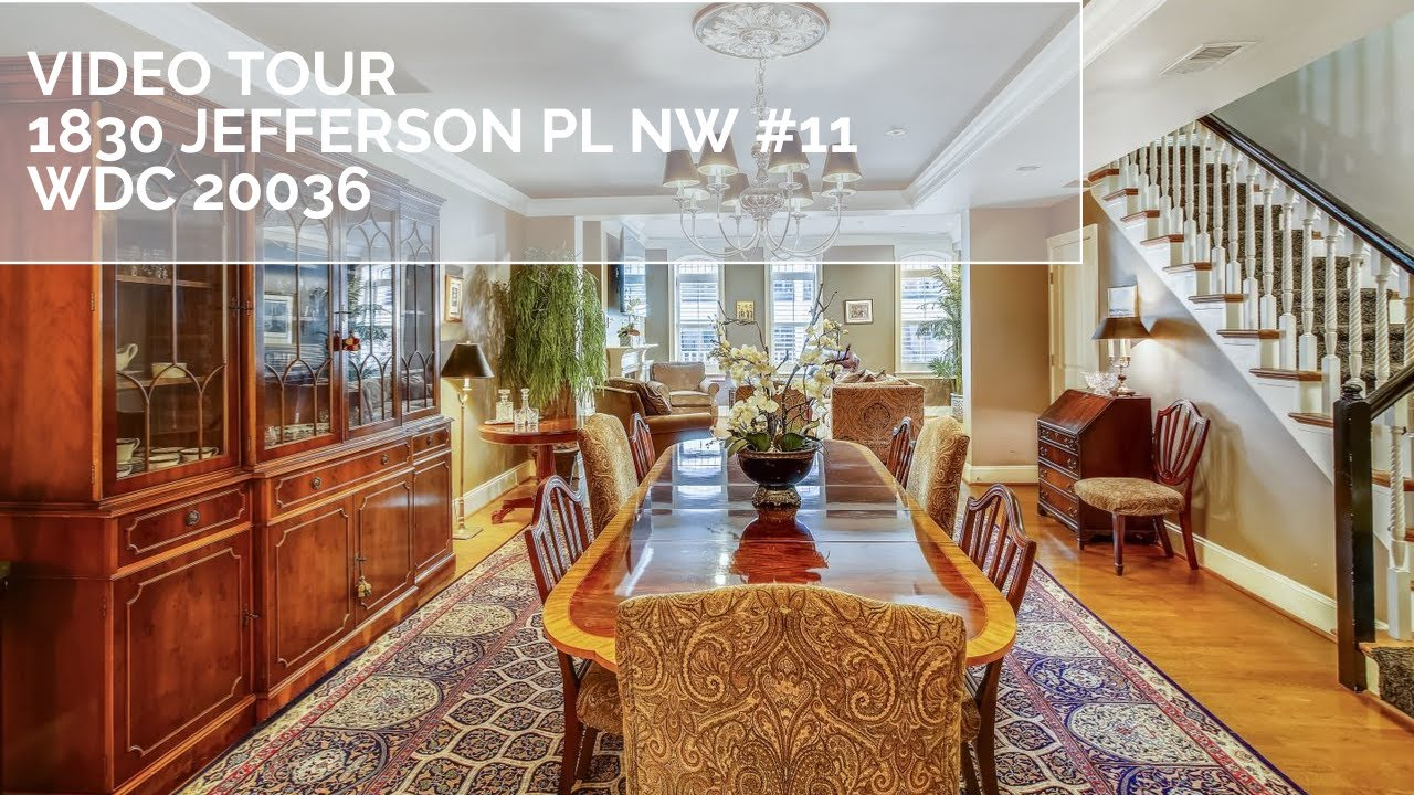 Presenting: 1830 Jefferson Pl NW #11, Washington, DC
