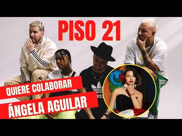 Más De La Una, Piso 21 FT Maluma - El Aviso Magazine 2021