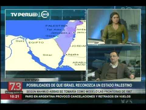 Análisis Del Conflicto Entre Israel Y Palestina