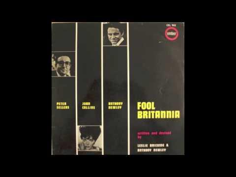 Peter Sellers, Joan Collins & Anthony Newley - Fool Britannia (Full Album) 1963 mp3