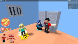 ESCAPING ROBLOX HQ!!!