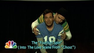 Evolution of End Zone Dancing (w/ Jimmy Fallon & Justin Timberlake) (Late Night with Jimmy Fallon) thumbnail