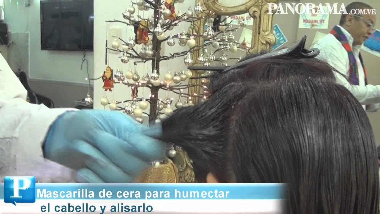 Esta mascarilla de cera es la nueva opción para humectar y alisar el cabello 2c8903090a4c