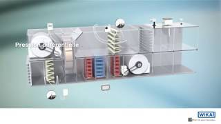 WIKA - Appareils de mesure pour la ventilation et la climatisation