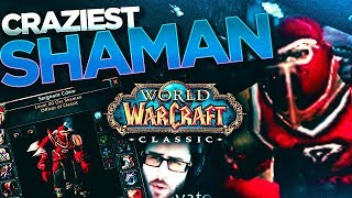 Cdew the MOST INSANELY POWERFUL SHAMAN in CLASSIC BETA