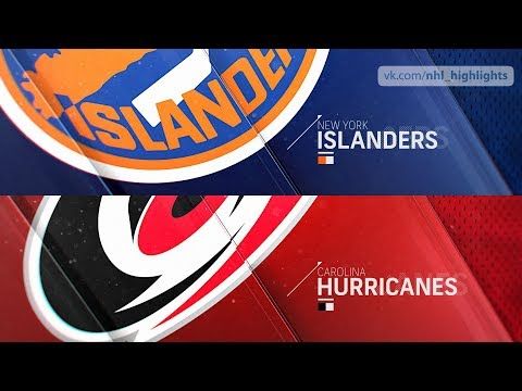 New York Islanders vs Carolina Hurricanes Oct 4, 2018 HIGHLIGHTS HD