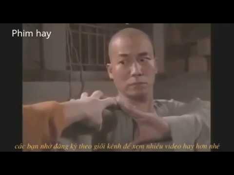 Phim Võ Thuật - TOP 9 Cao Thủ Giỏi Nhất Trong Thiếu Lâm Tự Thuyết Minh