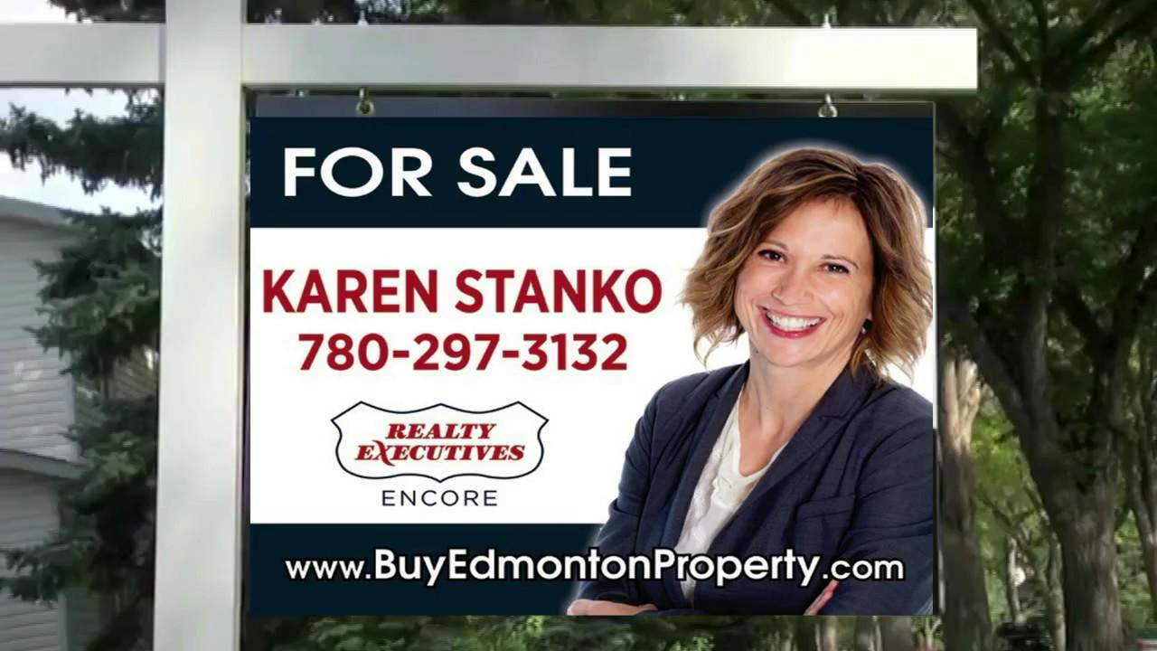 Karen Stanko Real Estate Agent Edmonton Alberta