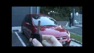2004 Peugeot 307 Sporty review (Start up, engine, exhaust, and in depth tour)