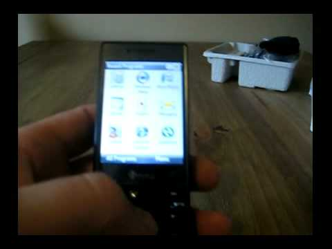 HTC S740 Unboxing / First Impressions