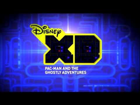 Pac-Man And The Ghostly Adventures Disney XD Bumper