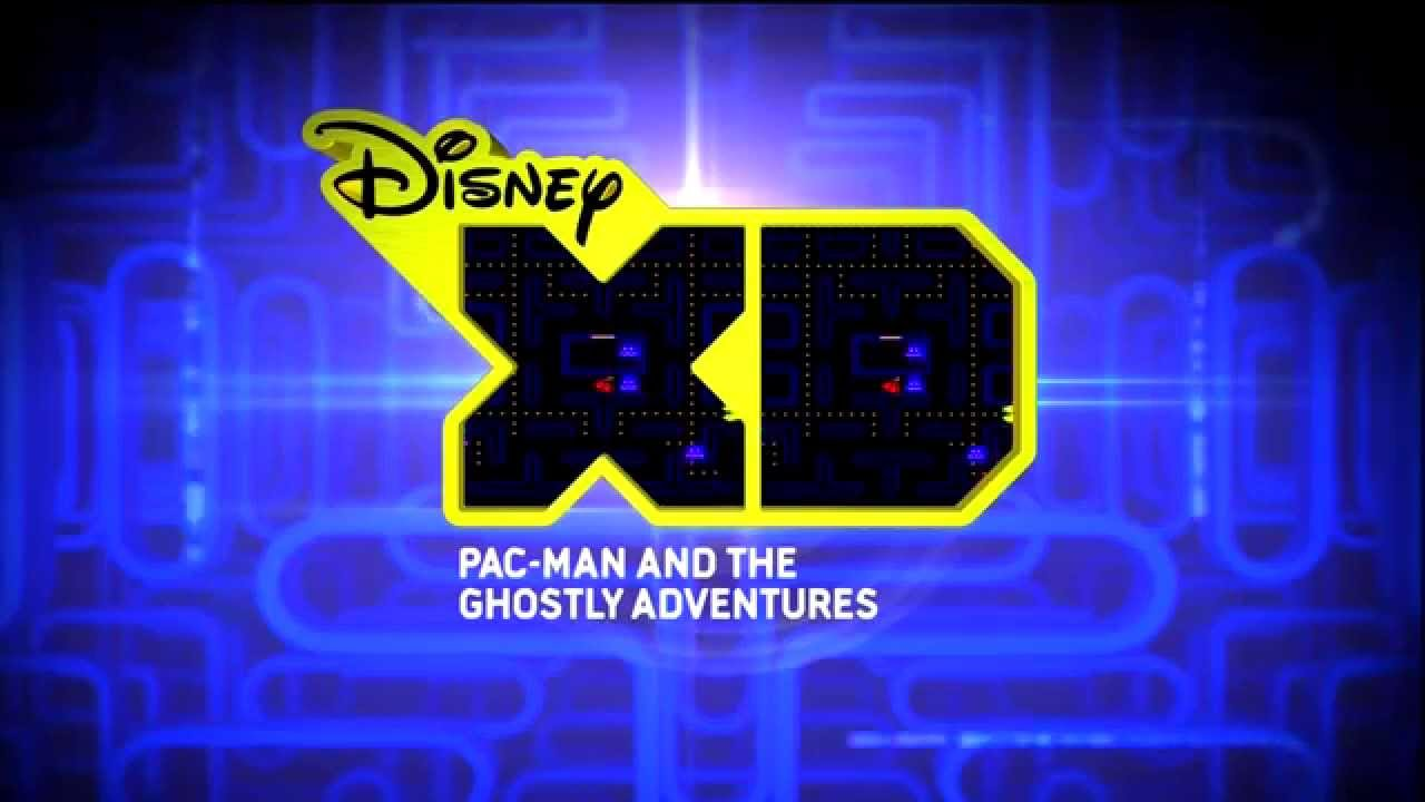 Disney Xd Bumpers 1 : Pac man and the ghostly adventures disney xd bumper youtube