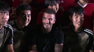 Mondial: David Beckham prédit une finale Angleterre-Argentine