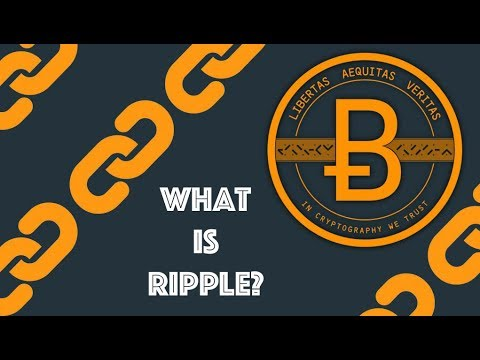 What is Ripple? [Blockchain & Cryptocurrency (Bitcoin, Ethereum)]