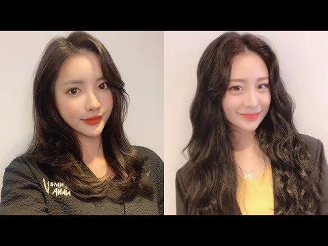 10-beautiful-korean-hairstyles-2019-😍-amazing-hair-transformation-ideas-👍-hair-beauty-tutorials