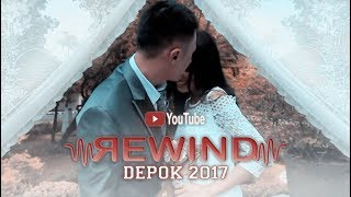 connectYoutube - YOUTUBE REWIND INDONESIA 2017 | DEPOK