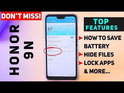 Honor 9N Top Features MUST WATCH ! - 동영상