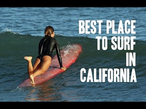 Best Surf Spot In California! (Ep.18)