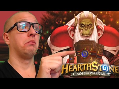 Hearthstone 50 Pack Opening + Ancestors Recall Shammy!