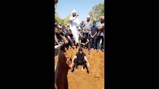 جموع غفيرة تُشارك في تشييع جثمان محمد زبارقة
