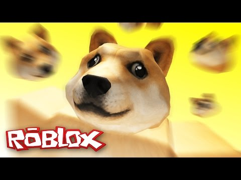 Roblox Adventures / Doge Research Tycoon / Building My Own Doge Factory!!