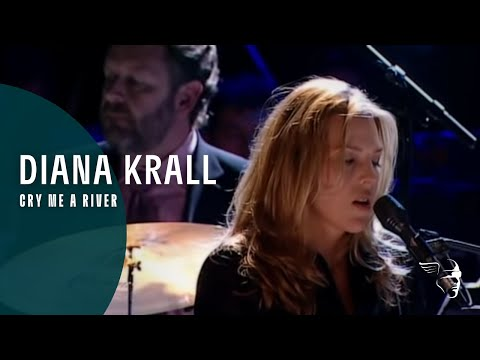 Diana  Krall - Cry Me A River (Live In Paris)