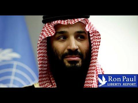 Saudis Tell US Senate Where To Go - Time To Leave?