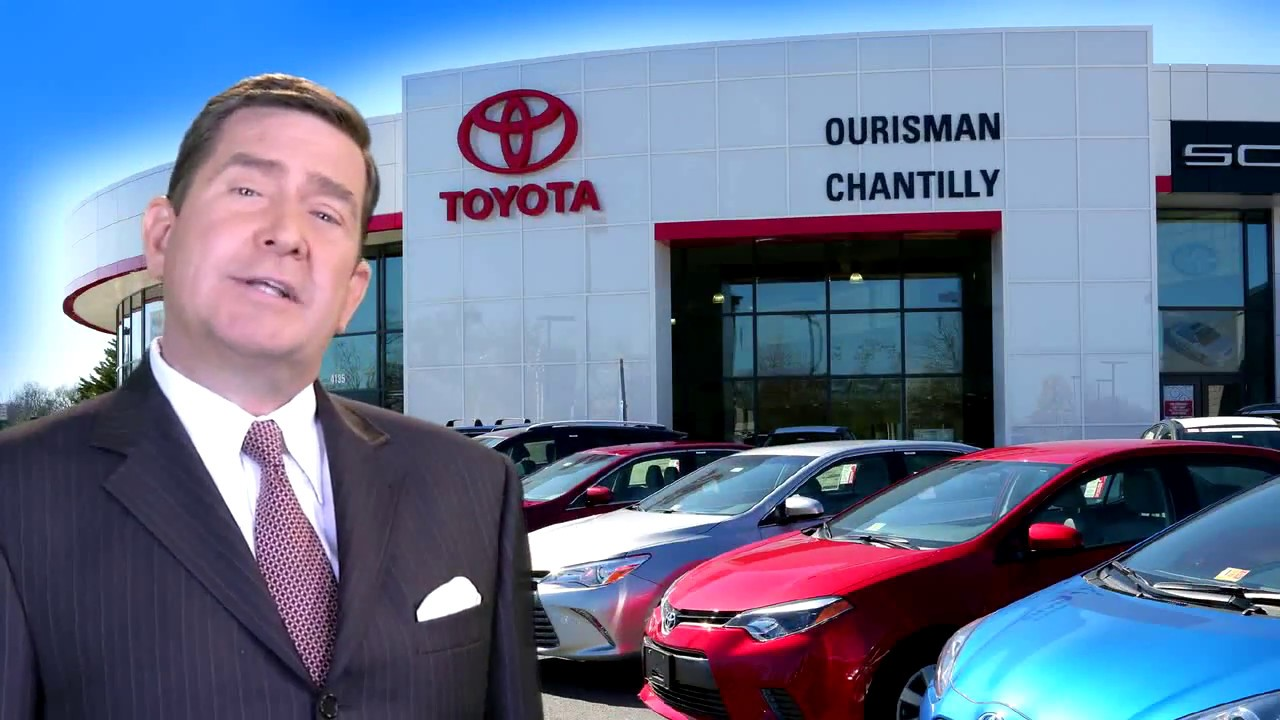 Ourisman Toyota Chantilly >> Ourisman Chantilly Toyota Serving Customers Since 1921