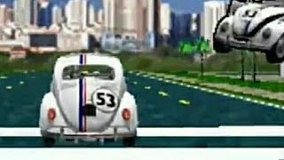 Herbie fully loaded (2005) - Nintendo GBA Throwback
