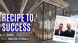 The Recipe to Success, Season 2 - Podcast #2 with Ruggero Ottogalli