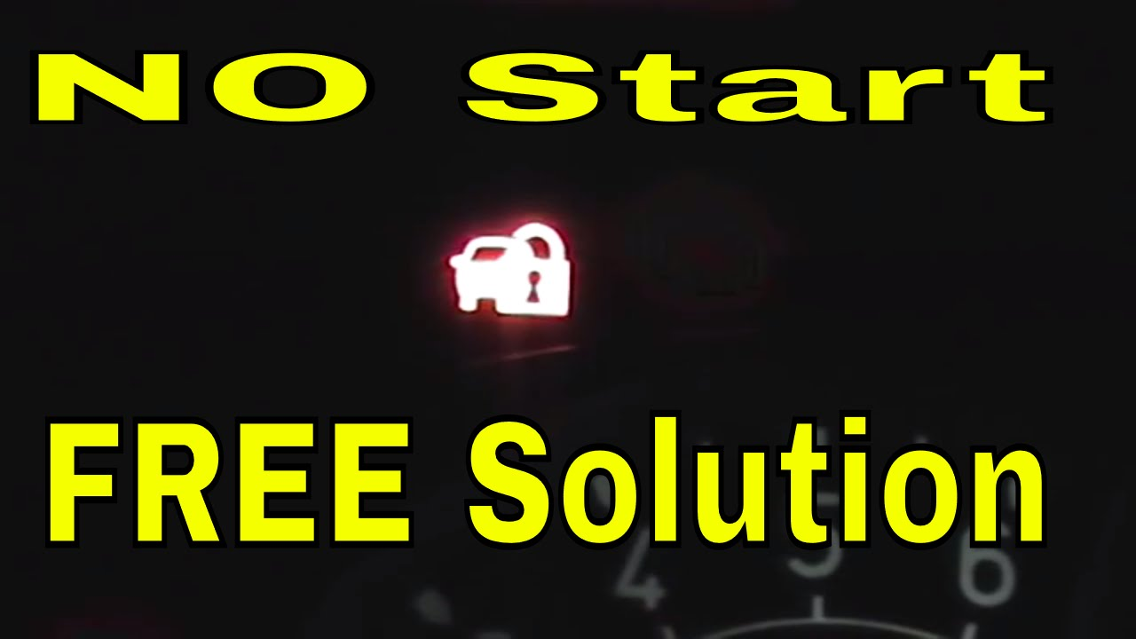 How To Program Anti Theft Or Security On Gm Cars Hummer Chevy 2001 Malibu Fuse Box Key Youtube