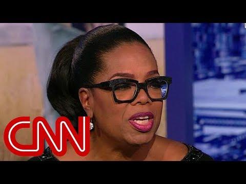 Oprah: I am not running for office - Dauer: 10 Minuten