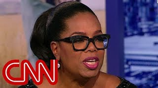 Oprah: I am not running for office