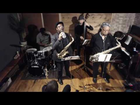 Dayna Stephens feat Patrick Bartley - Jazz gallery Mentoring Series