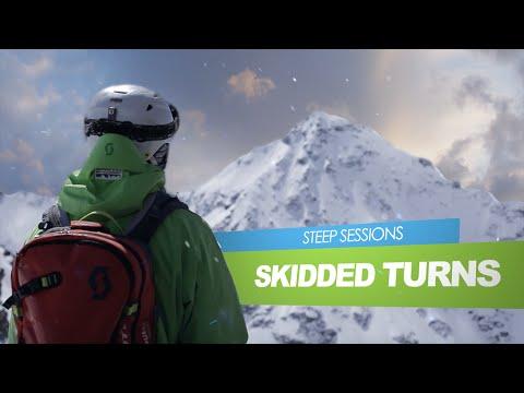 STEEP SESSIONS - Skidded Turns (Warren Smith Ski Academy)