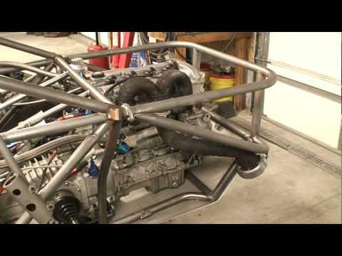 Ecotec Beam Car - YouTube
