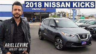 2018 Nissan Kicks: Test Drive, Review (and Kona Comparison) - SOLD!