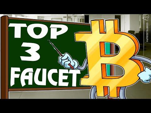 Биткоин с нуля. биткоин краны 2020. TOP 3 Bitcoin Faucet 2020!