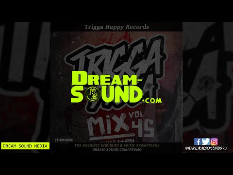 Trigga Happy Sound - Trigga Digga Mix Vol. 45 (90's Gun Edition) (Ragga, Dancehall Mixtape)