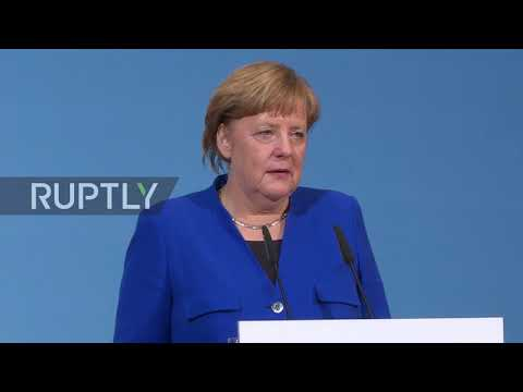 Germany: Merkel cites end of preliminary coalition talks as a 'breakthrough'